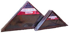 Economy Cherry Flag Case for 3'x5' flag