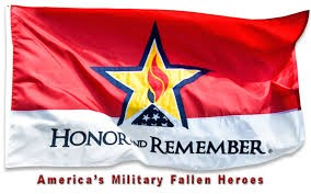 Honor and Remember 3 X 5'